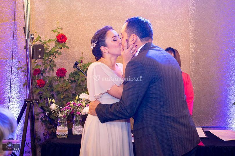 Matrimonio Patricia y Hugo