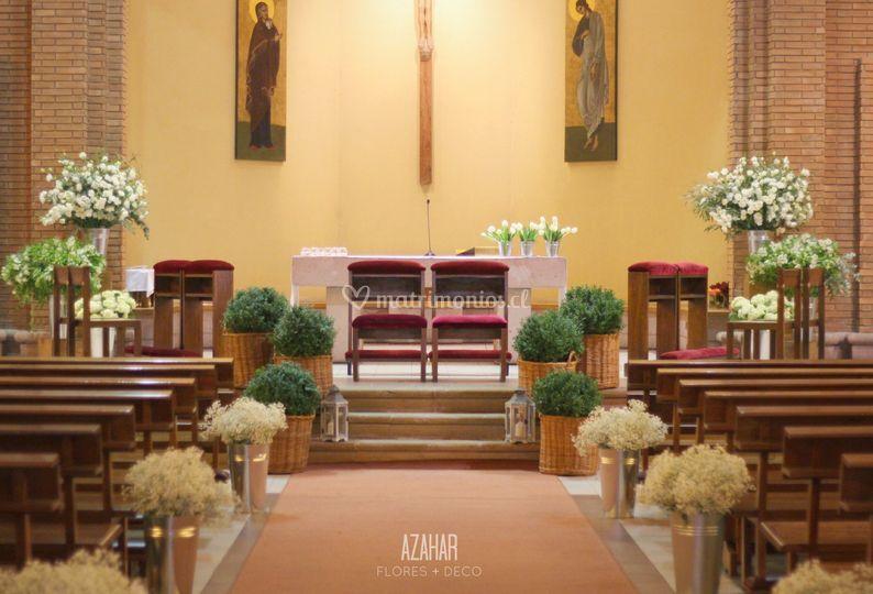 Parroquia San Juan Apóstol