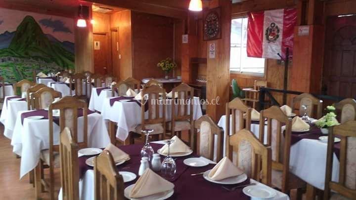 Restaurante Peruano Ají y Sabor