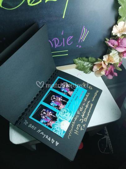 Black book de recuerdos