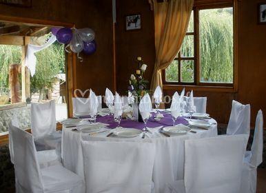 Salón para matrimonio