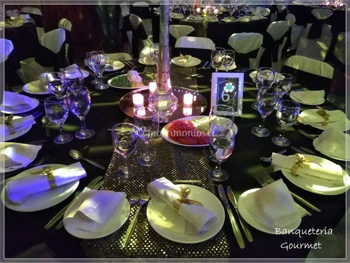 Banquetería Gourmet