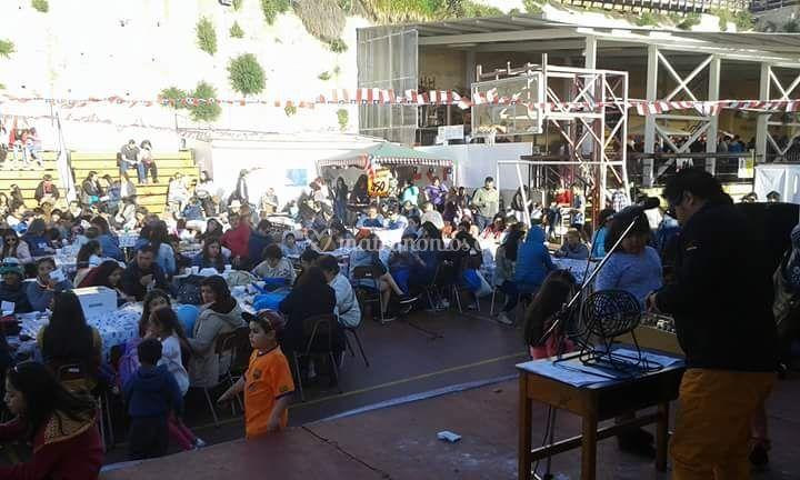 Bingo Fiesta Costumbrista