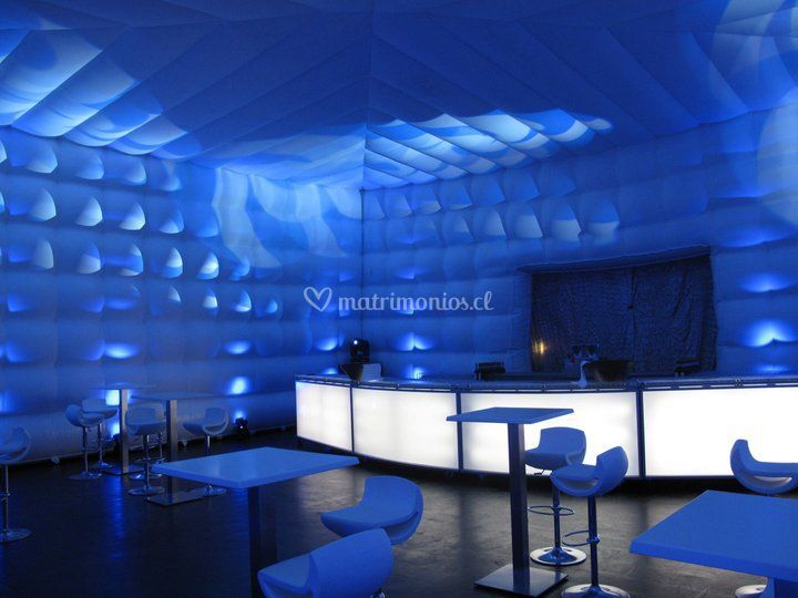 Interior elegante y atractivo