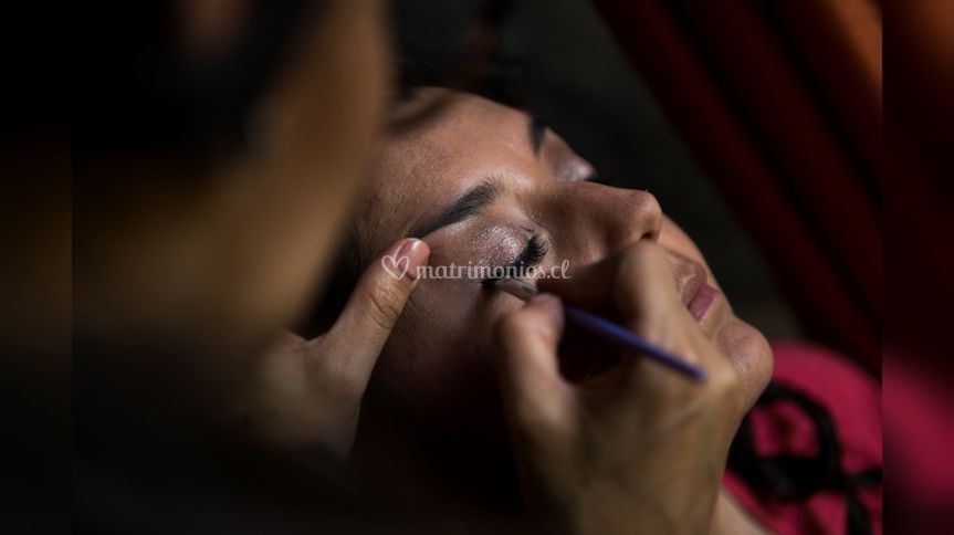 Maquillaje novia - Marion