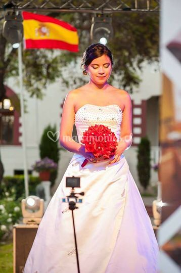 Tienda vestidos novia santiago