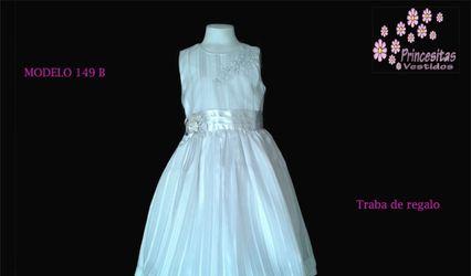 Vestidos Princesitas 1