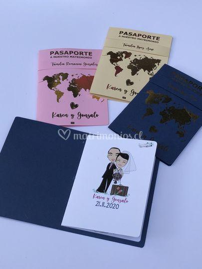 Parte Pasaporte