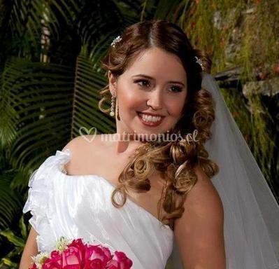 Katherine Ángel Makeup