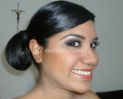 Madrina smokey eyes