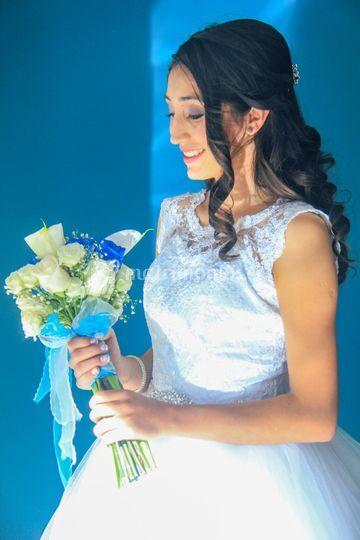 Nervios de la novia