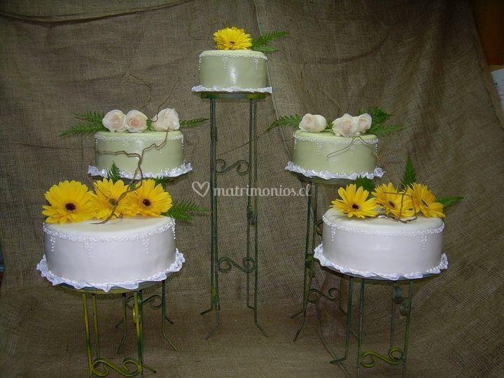 Torta Sisí