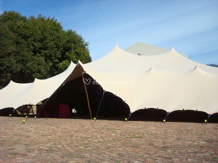 Tents Carpas