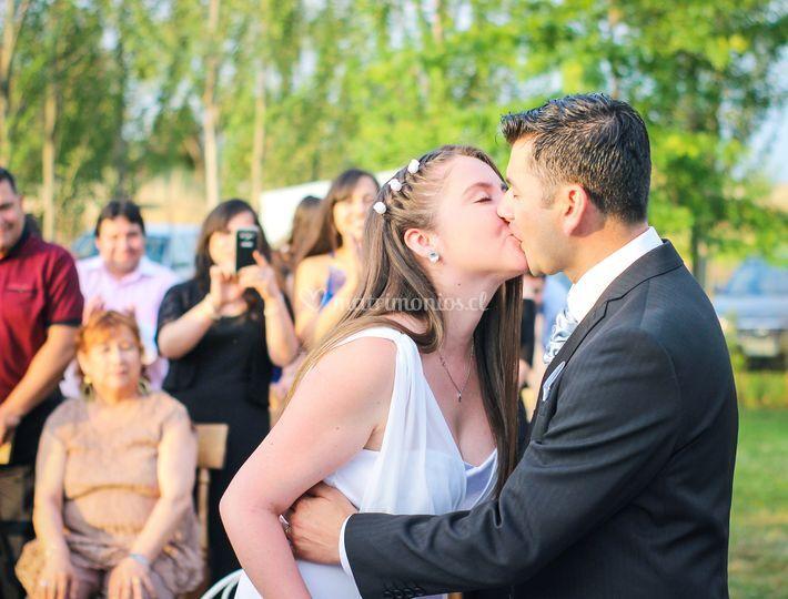 El mejor beso