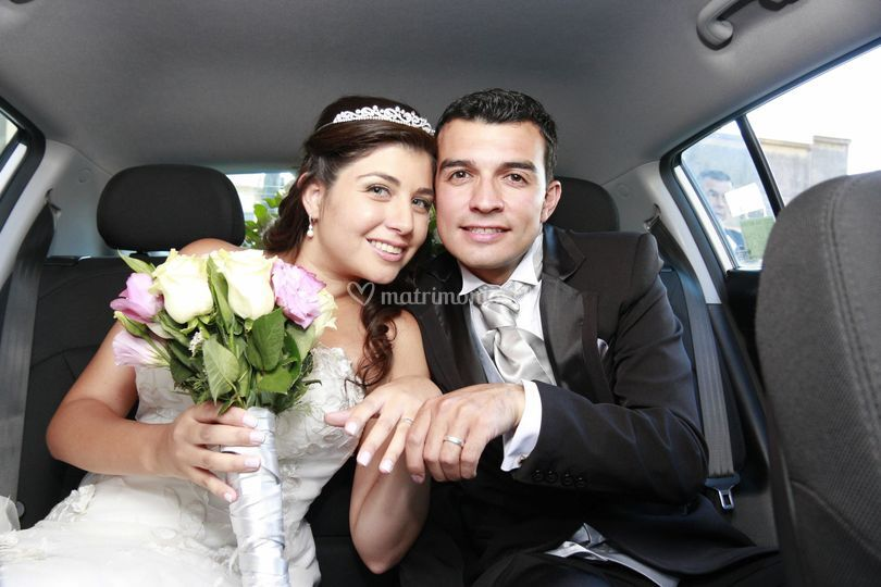 Recién casados!!