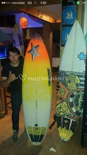 Surf en secreto