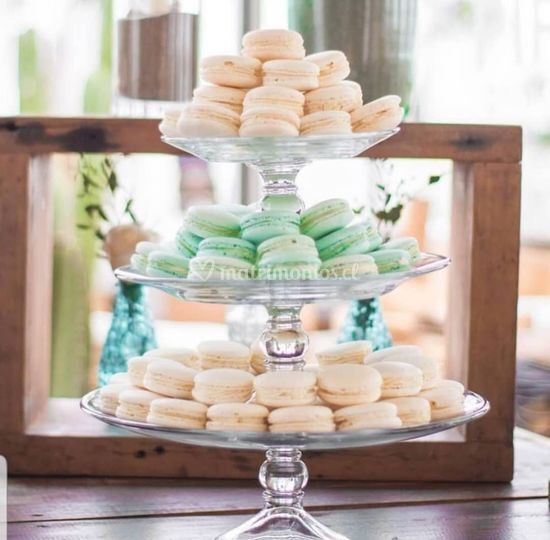 Macarons Candy bar