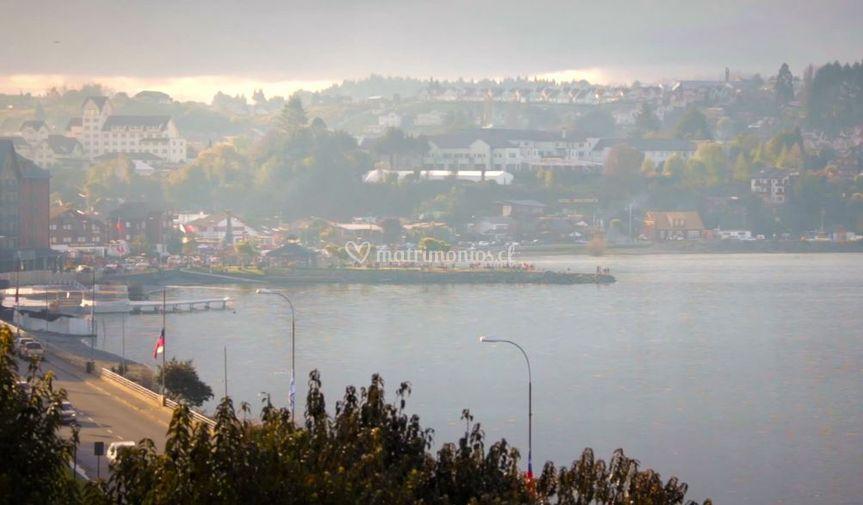 Vista desde costanera