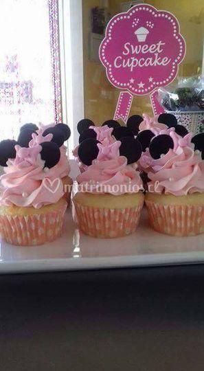 Cupcakes temáticos 8