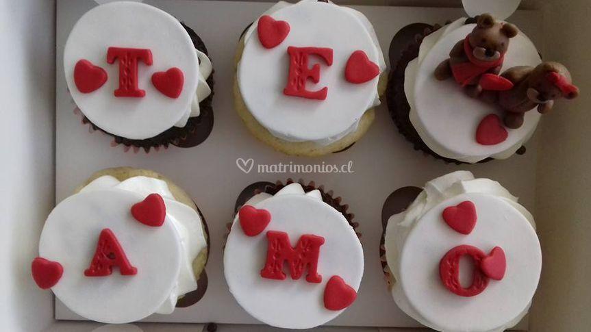 Cupcakes temáticos 10