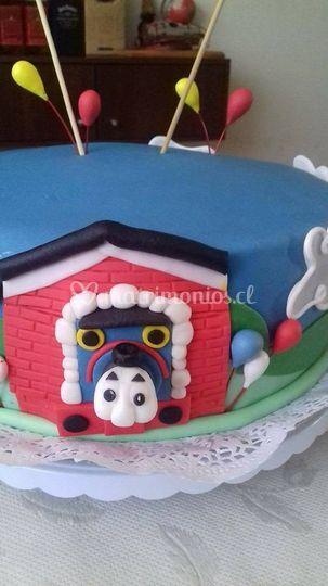 Torta temática 11