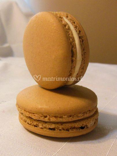 Macarons de canela