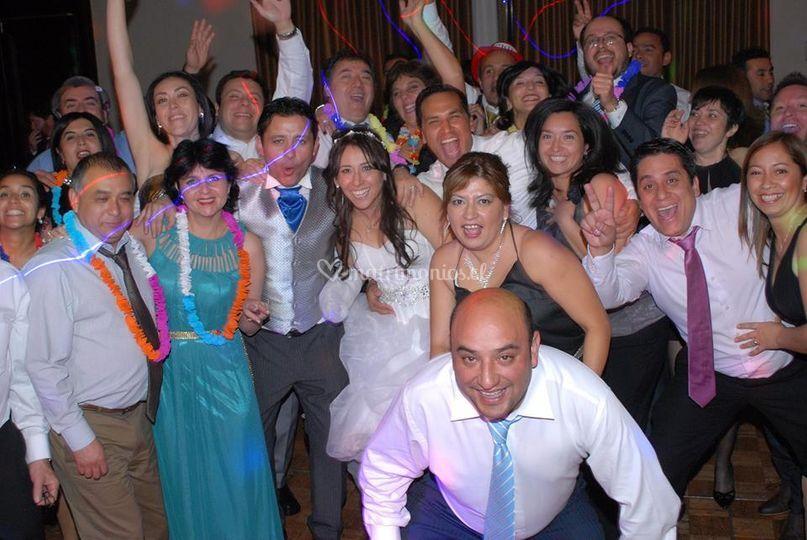 Matrimonio Casa Piedra