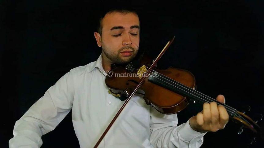 Grabación de Tango