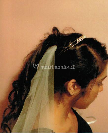 Peinados de novia en Antofagasta