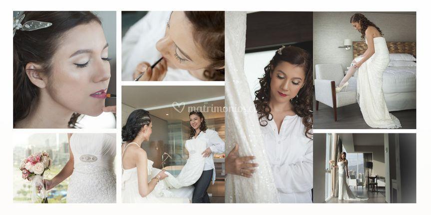 Photobook  Dante y Carolina