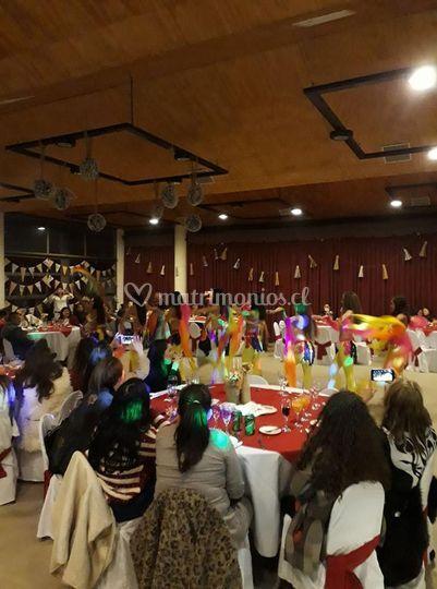 Baile evento