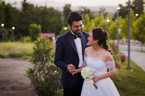 Javier y Victoria