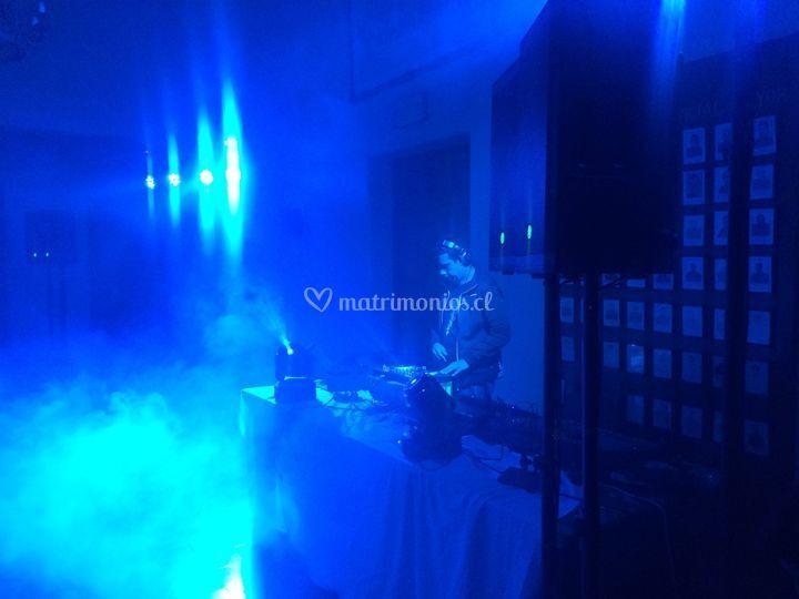 DJ Gianny Zenteno