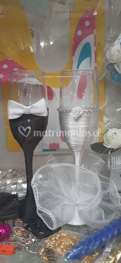 Copa de matrimonio