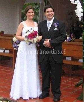 Matrimonio en Temuco