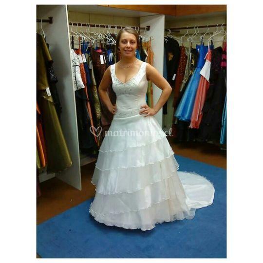 Vestidos fiesta matrimonio temuco