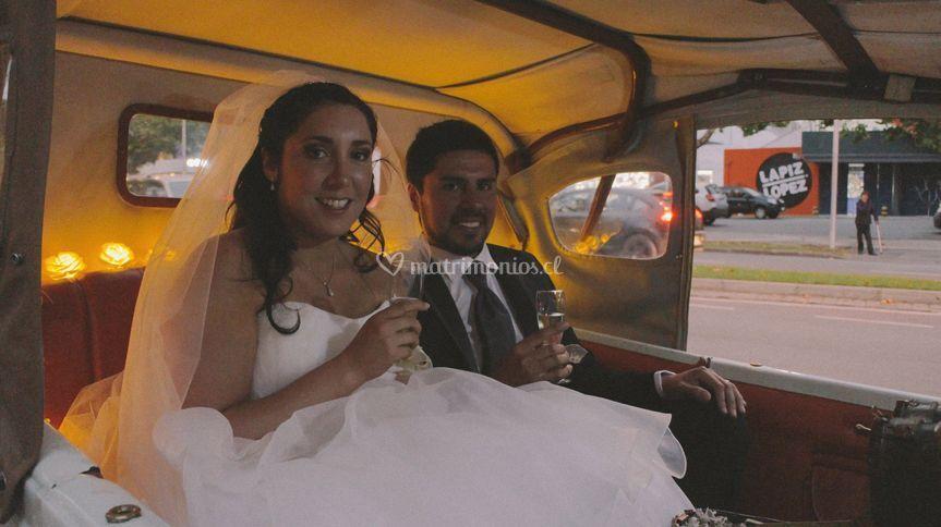 Matrimonio Paulina y Sergio