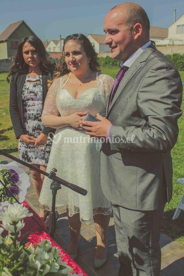 Matrimonio Elvira y Álvaro