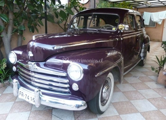 Ford Super-Deluxe 1947