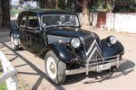Citroën Limousine 1938 negro