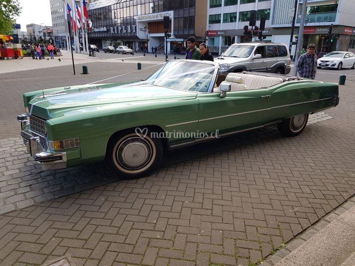 Cadillac El Dorado convertible