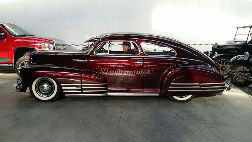 Chevy Fleetline 1948