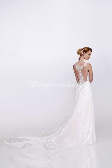 Vestido Maria Antonieta