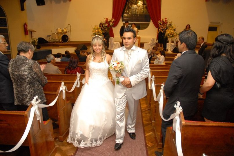 Video profesional para matrimonios