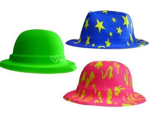 Sombreros especiales