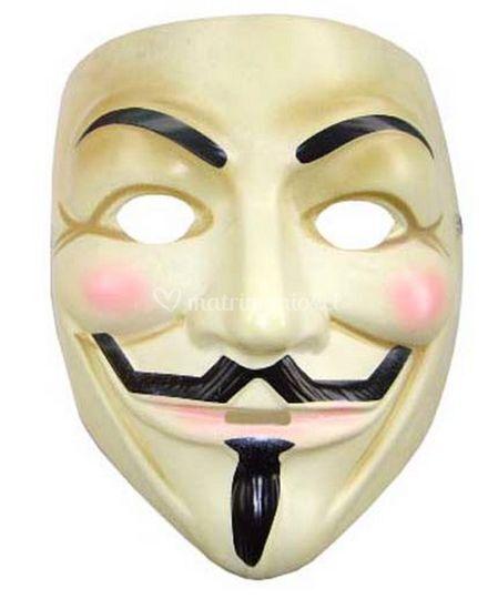 Mascara de vendeta