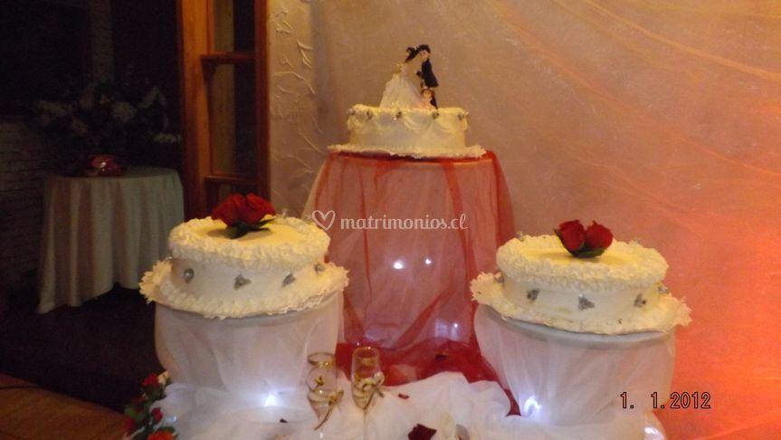 Deliciosas tortas