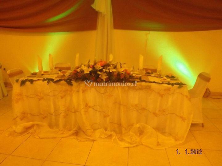 Centro de mesa