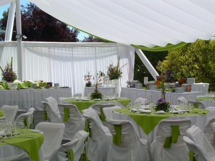 Banquetes Kayse