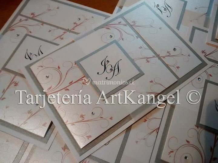 Tarjetería ArtKangel